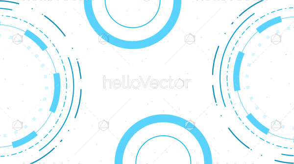 Abstract Vector background design.