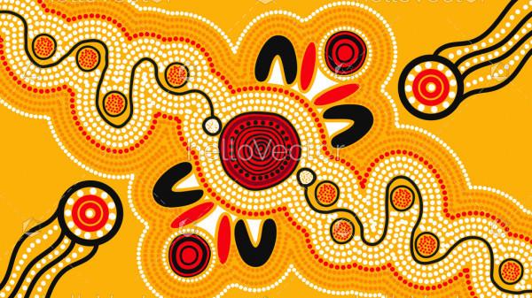 Vector Aboriginal Design