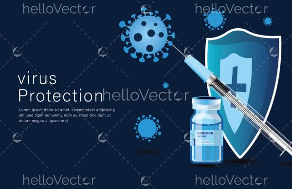 Coronavirus (Covid-19 or 2019-ncov) Vaccination