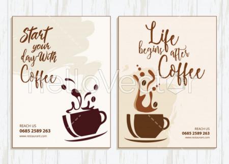 coffee quotes vectors royalty graphics hello